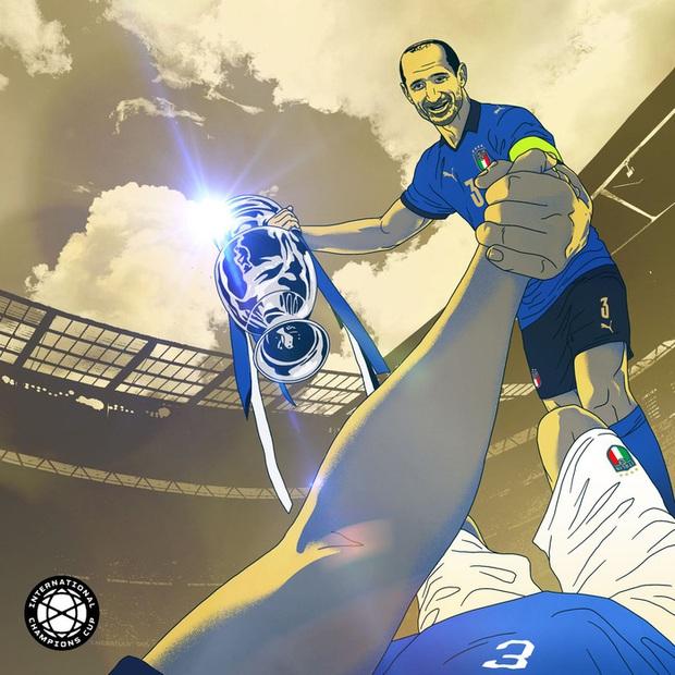 Cái tát đau điếng của người Ý dành cho sự hợm hĩnh của fan Anh - Ảnh 1.