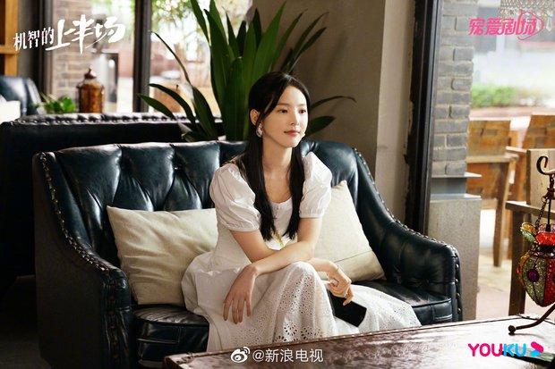 Sao nữ gây sốc với visual như trộn từ Châu Tấn - Tôn Lệ ở phim mới, tạo nên thảm họa kém bạn diễn cả thước? - Ảnh 5.