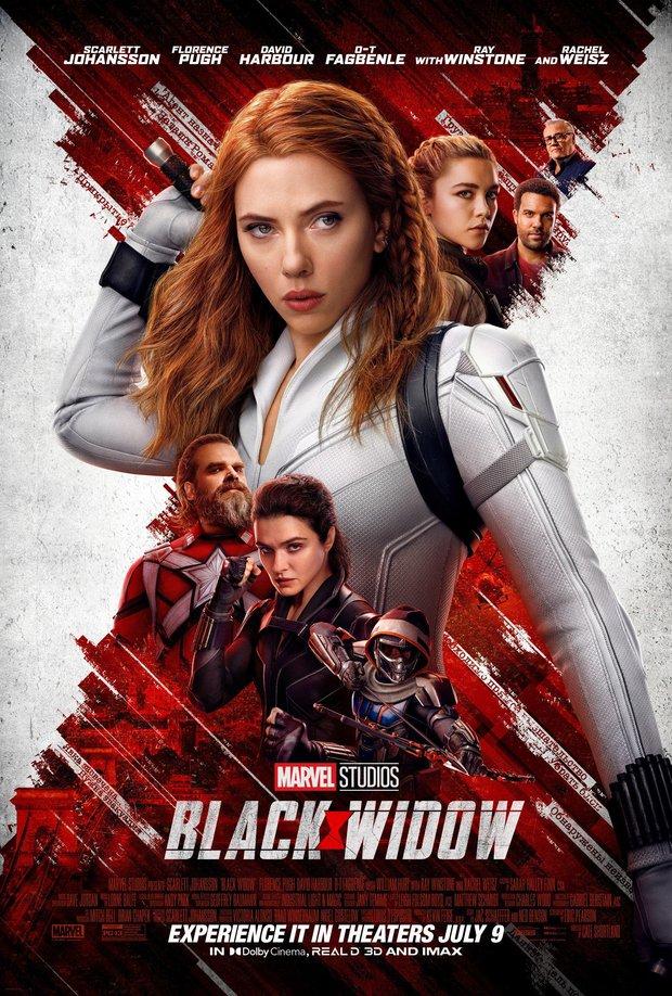 Black Widow lập hàng loạt kỷ lục ngày mở màn, đẳng cấp Marvel đá bay Fast & Furious 9! - Ảnh 1.