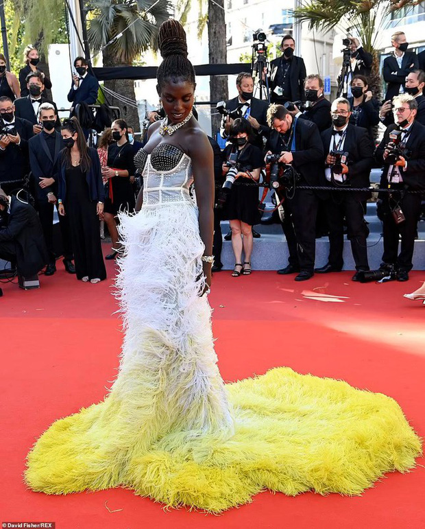 Mượn trang sức đắt giá đi thảm đỏ Cannes, mỹ nhân Anh bị trộm ghé thăm - Ảnh 2.