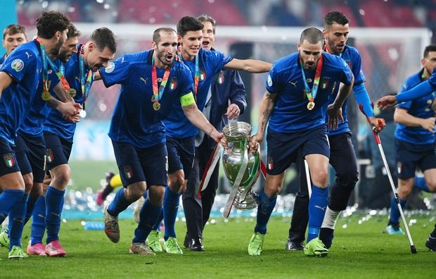 Google cho bắn pháo hoa tung tóe mừng đội tuyển Ý vô địch Euro 2020 - Ảnh 8.