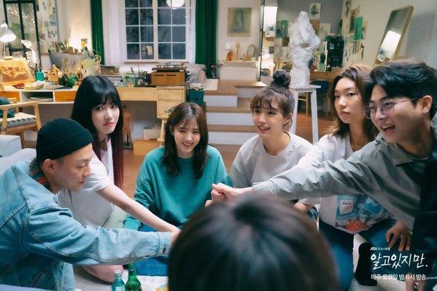 Ngoài cảnh nóng của Han So Hee - Song Kang, Nevertheless còn có gì mà lại gây sốt cõi mạng? - Ảnh 4.
