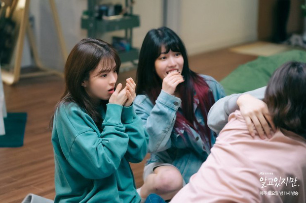 Ngoài cảnh nóng của Han So Hee - Song Kang, Nevertheless còn có gì mà lại gây sốt cõi mạng? - Ảnh 5.