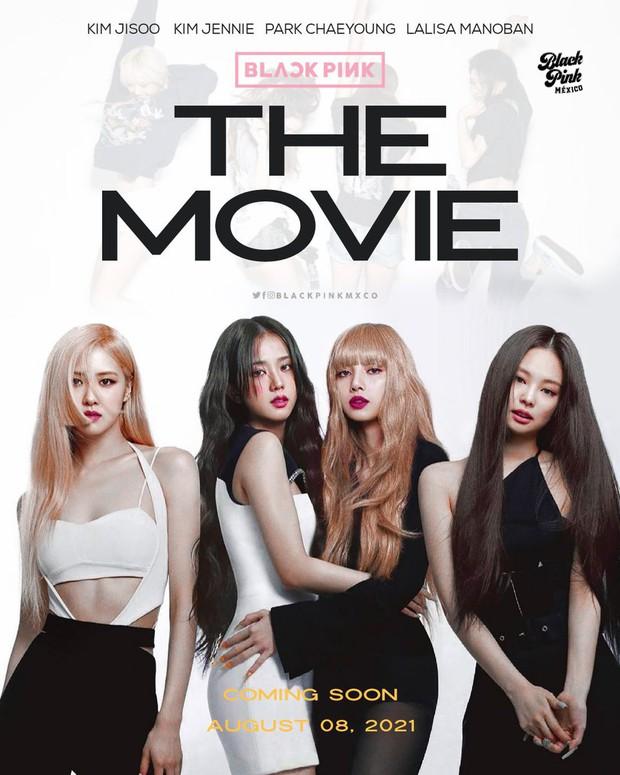 Phim điện ảnh BLACKPINK: The Movie được trình làng trên Google Play, người dùng iPhone có xem được không? - Ảnh 1.