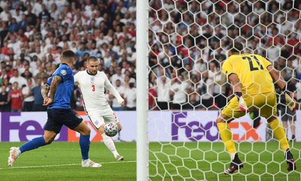 Giấc mơ vô địch của tuyển Anh dang dở vì sự cầu toàn và ngây ngô của HLV Gareth Southgate - Ảnh 2.