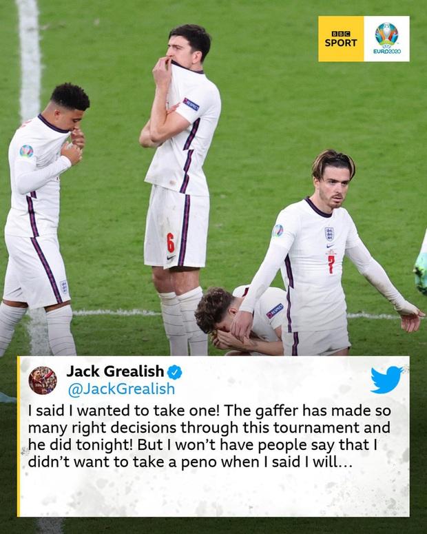 Bị tố hèn nhát, trốn đá penalty, sao tuyển Anh phản bác: Tôi muốn đá mà không được - Ảnh 1.