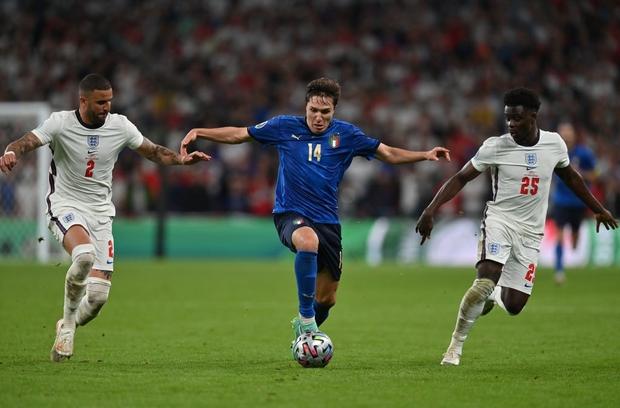 Báo Tây Ban Nha: ĐT Italy dũng cảm và Anh hèn nhát, cả hai đều nhận kết quả xứng đáng - Ảnh 2.