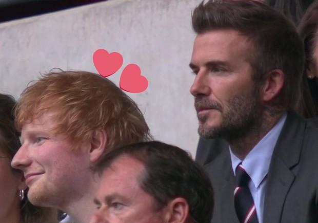 David Beckham càn quét từ Wimbledon đến Euro: Lên đồ biến sự kiện thành sàn diễn, visual đỉnh cao đè bẹp Tom Cruise - Ed Sheeran - Ảnh 14.