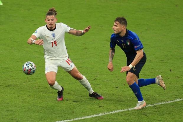 Chấm điểm cầu thủ Italy vs Anh: Siêu nhân mang tên Gianluigi Donnarumma - Ảnh 11.