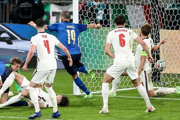 Báo Tây Ban Nha: ĐT Italy dũng cảm và Anh hèn nhát, cả hai đều nhận kết quả xứng đáng - Ảnh 3.