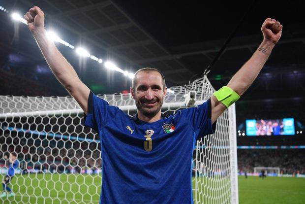 Chấm điểm cầu thủ Italy vs Anh: Siêu nhân mang tên Gianluigi Donnarumma - Ảnh 4.