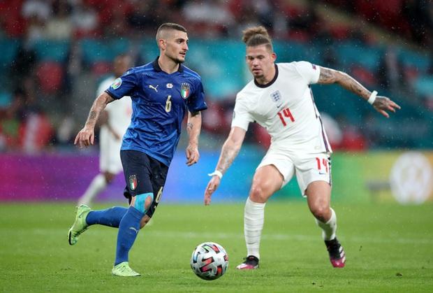 Chấm điểm cầu thủ Italy vs Anh: Siêu nhân mang tên Gianluigi Donnarumma - Ảnh 7.