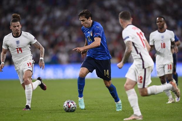 Chấm điểm cầu thủ Italy vs Anh: Siêu nhân mang tên Gianluigi Donnarumma - Ảnh 9.