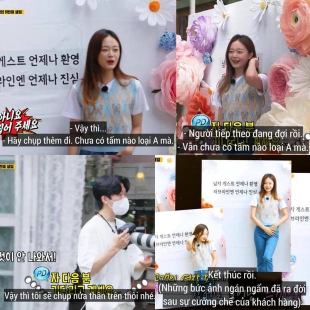 Clip: Jeon So Min kì kèo đòi chụp 7749 kiểu ảnh mặc người khác đợi, phủ nhận việc thả thính khách mời nam - Ảnh 3.
