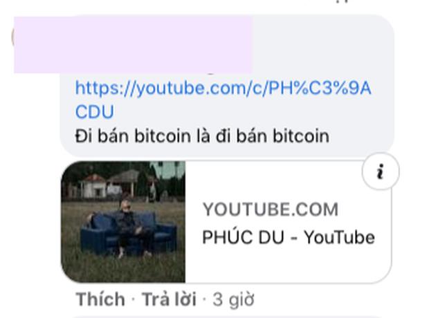 Kênh YouTube của Phúc Du bất ngờ bị hack để kinh doanh tiền ảo, MV kết hợp Bích Phương sẽ bay màu vĩnh viễn? - Ảnh 2.