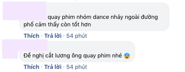 Sân khấu vũ đạo của Hậu Hoàng bị chê góc quay nghiệp dư, netizen còn đòi cắt lương nhân viên quay phim - Ảnh 4.