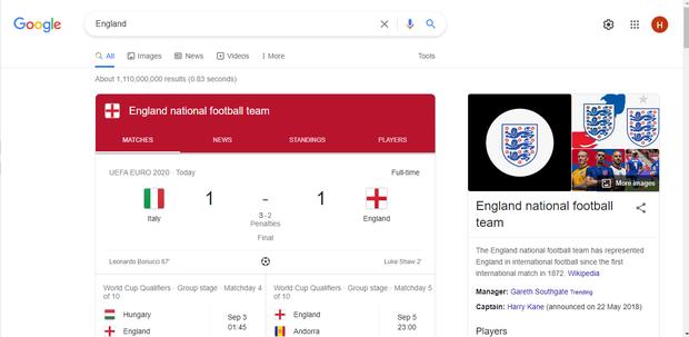 Google cho bắn pháo hoa tung tóe mừng đội tuyển Ý vô địch Euro 2020 - Ảnh 7.
