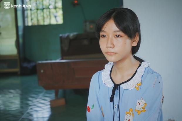 Mẹ bỏ đi, nữ sinh 14 tuổi khóc cạn nước mắt, cầu xin một cơ hội để cứu lấy người cha mắc bệnh hiểm nghèo - Ảnh 5.
