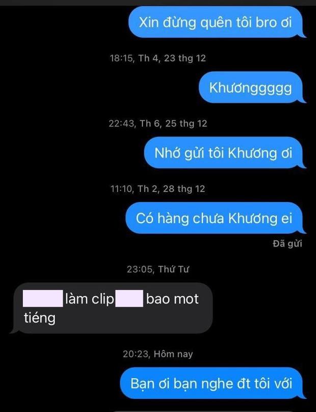 Wowy, đạo diễn Kawaii tràn vào bài đăng bóc phốt, thành viên Da LAB tung tin nhắn tố lại nhưng bị phản dame nguỵ tạo chứng cứ - Ảnh 10.