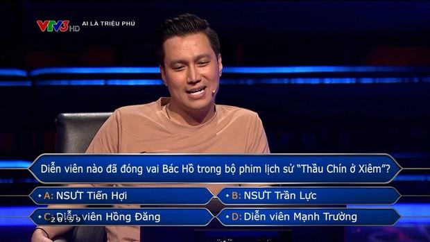 1001 màn cứu trợ thót tim ở Ai Là Triệu Phú: Việt Anh - Xuân Nghị bị giỡn nhây, có người còn lộn số điện thoại! - Ảnh 2.
