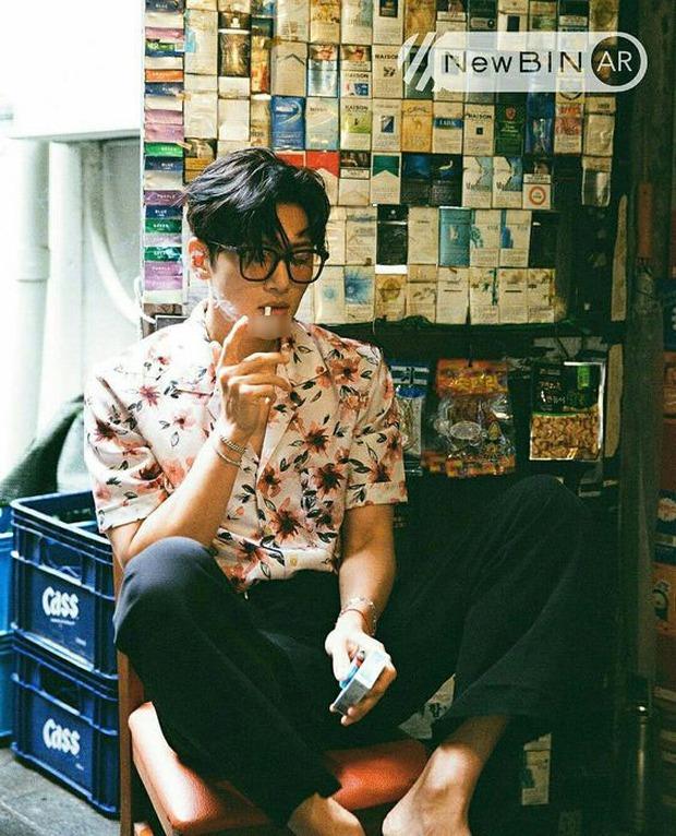 Hot rần rần ảnh trai hư anh phải vào vai của Ji Chang Wook: Sexy khó cưỡng, ảnh chất lượng kém nhưng visual chất lượng cao - Ảnh 3.