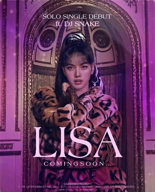 Truyền thông Hàn đưa tin thời gian Lisa solo, trùng đúng dịp đặc biệt của BLACKPINK khiến fan lo lắng chỉ còn cái nịt - Ảnh 6.