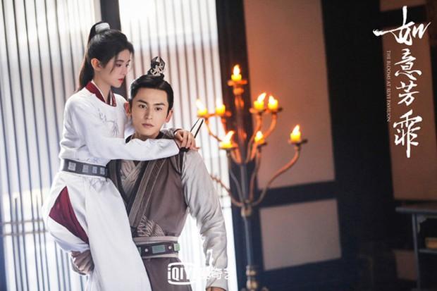 Cúc Tịnh Y tiết lộ gu bạn trai màn ảnh ưa thích nhất, nghe qua lại giống Trương Triết Hạn dữ nha! - Ảnh 5.