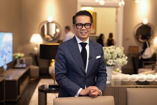 Thái Công gây choáng khi thiết kế nội thất với tấm gương giá 2 tỷ: Soi vào khác gì đồ bình dân 2 chục ngàn - Ảnh 1.