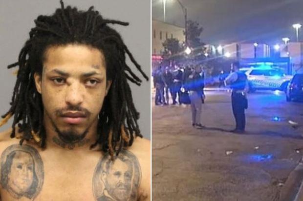 Rapper bị bắn 64 phát đạn khi vừa ra khỏi cổng nhà tù - Ảnh 2.
