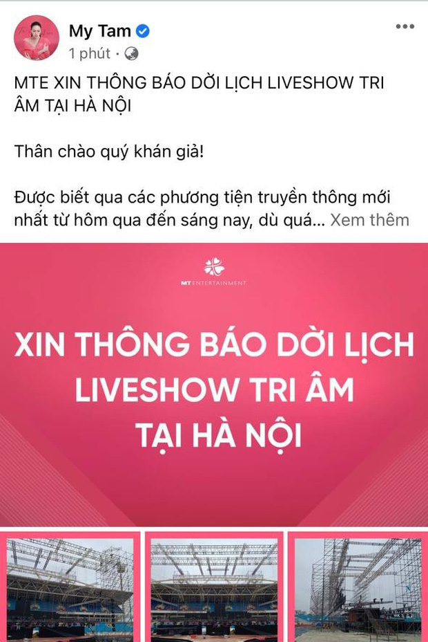 Cả một hàng dài concert đang chờ ngày hết Cô Vy để thực hiện, từ BTS đến Mỹ Tâm - Sơn Tùng đều đáng hóng! - Ảnh 4.