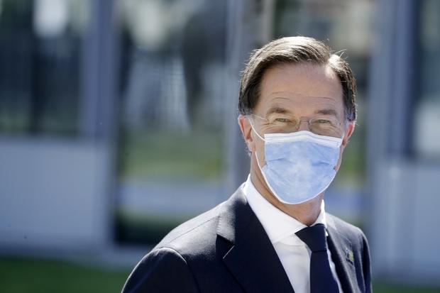 Thủ tướng Hà Lan xin lỗi vì dỡ bỏ các hạn chế phòng dịch Covid-19 quá sớm - Ảnh 1.