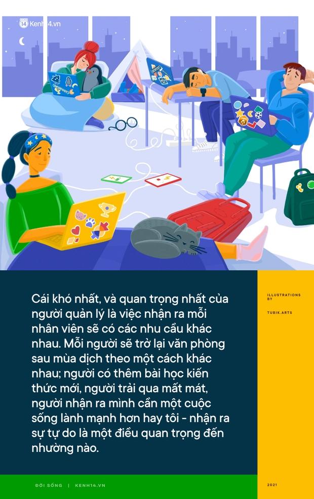 Cách làm việc và suy nghĩ của người trẻ đã thay đổi thế nào trong thời đại work from home?  - Ảnh 6.