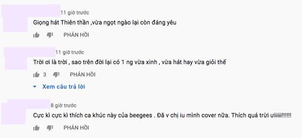 Thiều Bảo Trâm đàn hát cover tiếng Anh nhưng bị netizen nhận xét một câu chí mạng, phản ứng sau đó gây chú ý - Ảnh 3.