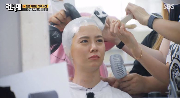 Khoảnh khắc Song Ji Hyo chính thức vứt bỏ hình tượng diễn viên quyến rũ: Visual bị hủy hoại nhưng thái độ quá đáng khâm phục - Ảnh 3.