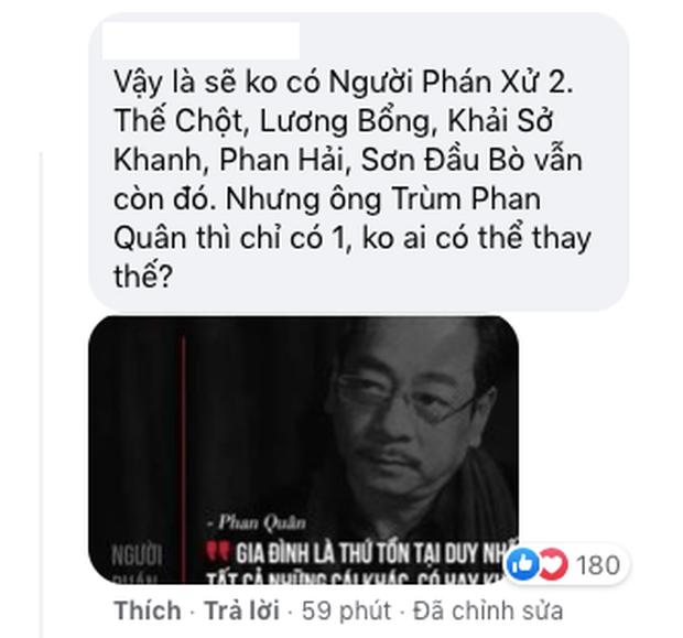 Netizen xúc động khi Việt Anh trả lời câu hỏi liên quan đến NSND Hoàng Dũng, không tin ông trùm phán xử đã ra đi mãi mãi - Ảnh 6.