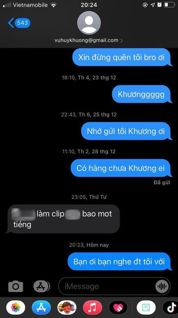 Netizen soi ra bằng chứng thành viên Da LAB xoá tin nhắn, lời giải thích thay điện thoại liệu có hợp lý? - Ảnh 2.