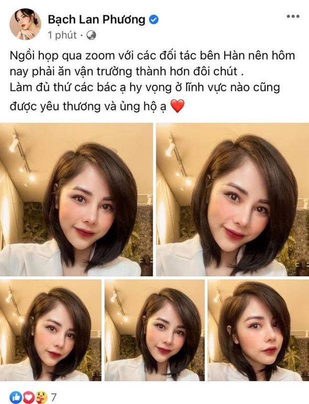 Trước thông tin Huỳnh Anh bị tố nợ 200 triệu đồng mãi không trả, MC Bạch Lan Phương phản ứng thế nào? - Ảnh 3.