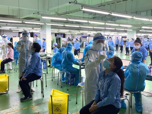 Đà Nẵng phát hiện nữ công nhân dương tính SARS-CoV-2 chưa rõ nguồn lây ở công ty có 4.000 người - Ảnh 2.