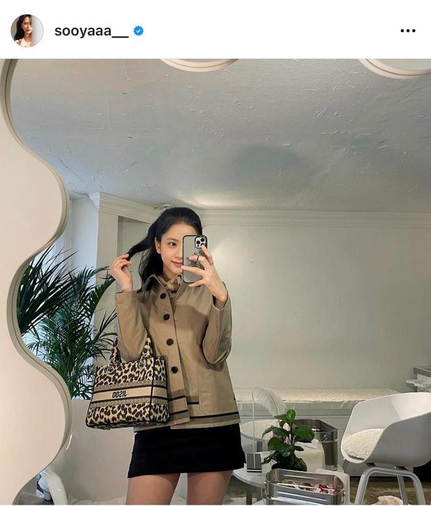 Chán ốp iPhone đắt đỏ của Dior, Jisoo (BLACKPINK) trở lại dùng ốp bình dân với giá chỉ hơn 1 triệu đồng - Ảnh 4.