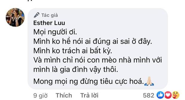 Hari Won bị chỉ trích gay gắt vì đăng status giữa ồn ào cô gái đưa mèo đi khám thú y, phải lên tiếng ngay và luôn! - Ảnh 3.