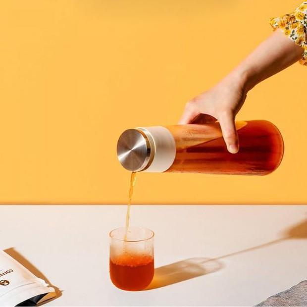 Thèm quá cốc cold brew mà hàng quán đóng cửa, thử nghe ý kiến của các cao thủ Shopee xem có nên mua 3 loại bình này về tự pha không - Ảnh 11.