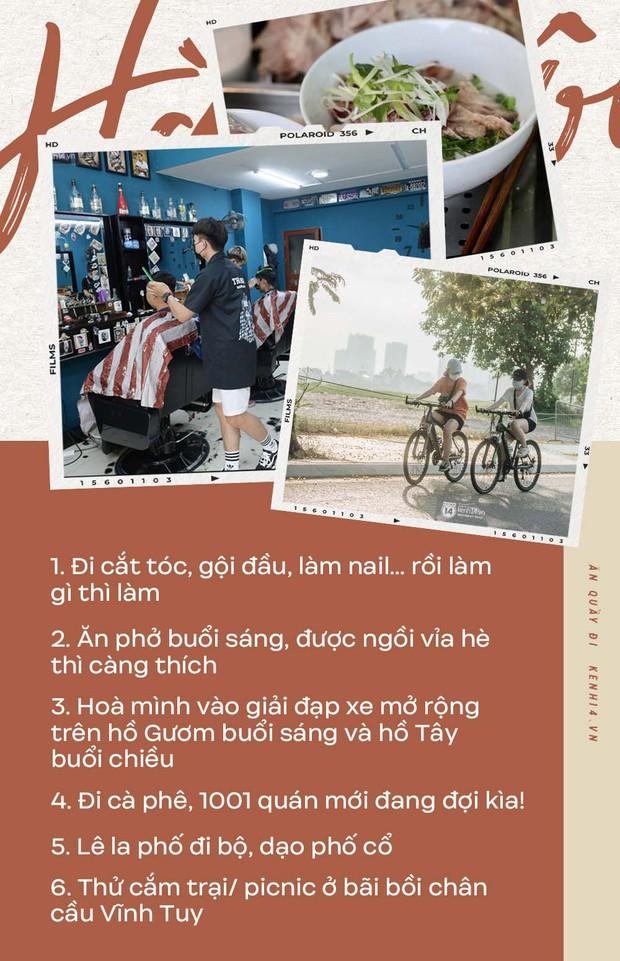 30 điều PHẢI LÀM ở Hà Nội khi mùa dịch qua đi - Ảnh 2.