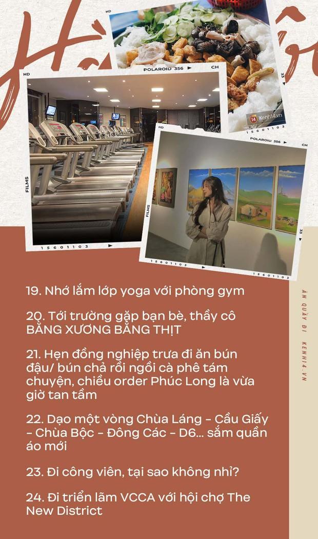 30 điều PHẢI LÀM ở Hà Nội khi mùa dịch qua đi - Ảnh 8.