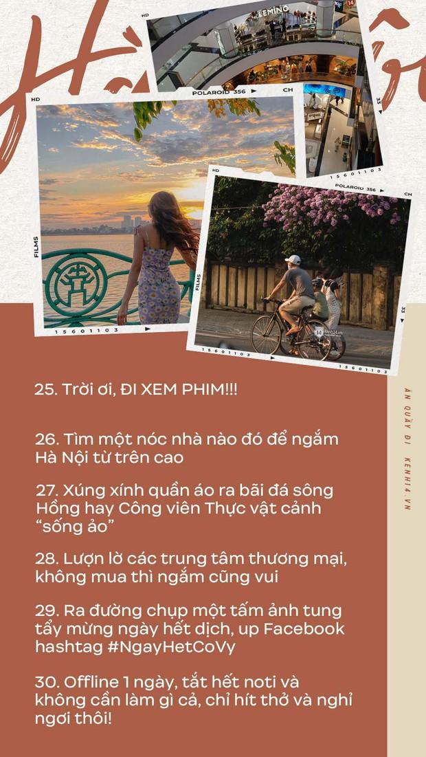 30 điều PHẢI LÀM ở Hà Nội khi mùa dịch qua đi - Ảnh 10.