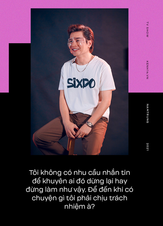 Nam Trung: Tôi rất buồn khi thấy dàn thí sinh Vietnams Next Top Model đấu tố nhau - Ảnh 3.