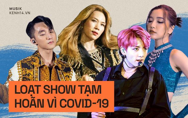 Cả một hàng dài concert đang chờ ngày hết Cô Vy để thực hiện, từ BTS đến Mỹ Tâm - Sơn Tùng đều đáng hóng! - Ảnh 1.