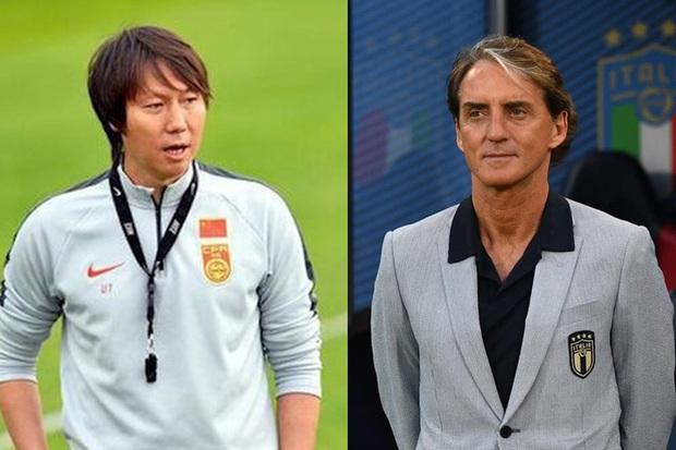Quyết làm nên lịch sử, HLV tuyển Trung Quốc học lỏm triết lý của ông hoàng Euro 2020 - Ảnh 1.