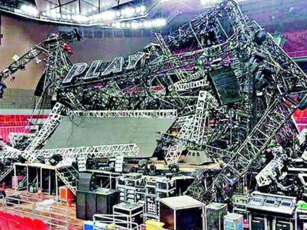 Một nữ ca sĩ từng xây dựng sân khấu kinh phí hạn chế gây hậu quả chết người trước thềm công diễn? - Ảnh 1.
