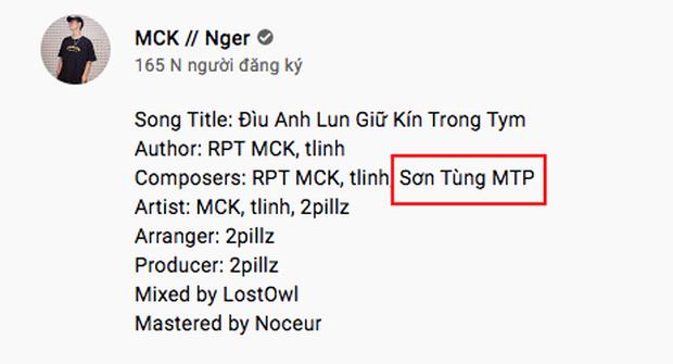 MV mới của MCK - tlinh sao lại có Sơn Tùng thế này, còn tung khoảnh khắc cẩu lương 18+ khiến ai xem cũng đỏ mặt - Ảnh 8.