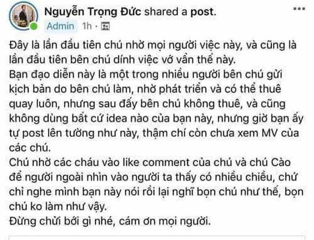 Thành viên Da LAB gây tranh cãi khi nhạo báng đạo diễn MV, netizen ngán ngẩm vì cách ứng xử kém văn minh - Ảnh 6.